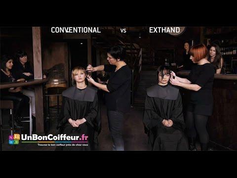 Ciseaux Exthand - Un Bon Coiffeur