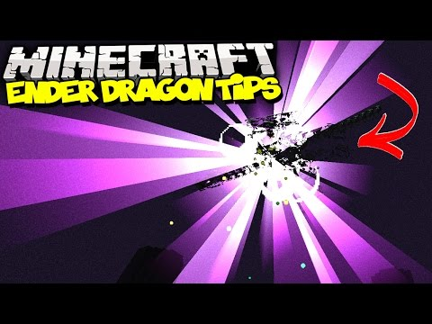 How To Defeat The Ender Dragon in Minecraft 1.9 (BEST TIPS)