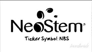 NeoStem: Ticker Symbol NBS