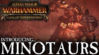 Total War: WARHAMMER - Introducing... Minotaurs - yt to mp4