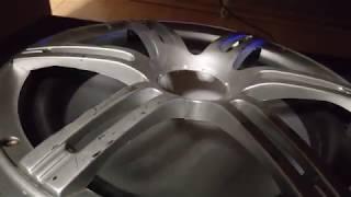 4D AGIO DAR AUDIO Subwoofer Bass Test. mega Bass
