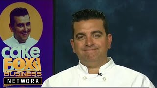 'Cake Boss' shares his capitalism success story with Fox Business