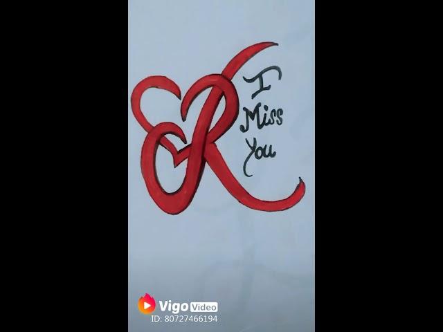 Love u Rk  R letter ????? ?? ???
