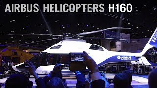Video Airbus Helicopters Unveils All-Composite H160 Medium Twin at HeliExpo – AINtv download MP3, 3GP, MP4, WEBM, AVI, FLV Februari 2018