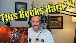 Dad Reaction - KISS - Let Me Go, Rock 'N' Roll (Live 2010)