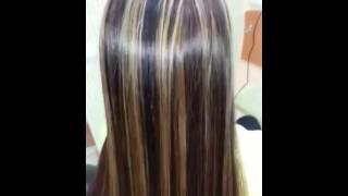 Полировка волос с восстановлением