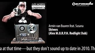 Armin van Buuren feat. Susana - Shivers (Alex M.O.R.P.H. Redlight Dub Remix)