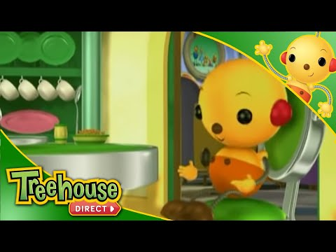 Rolie Polie Olie: Little Sister, Big Brother / Through Trick and Thin / Bedlam - Ep.1
