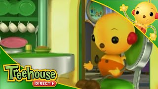 Video Rolie Polie Olie: Little Sister, Big Brother / Through Trick and Thin / Bedlam - Ep.1 download MP3, 3GP, MP4, WEBM, AVI, FLV Agustus 2017