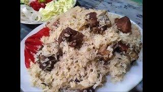 Mutton Yakhni Pulao | Easy Mutton Yakhni Pulao Recipe | Jairy
