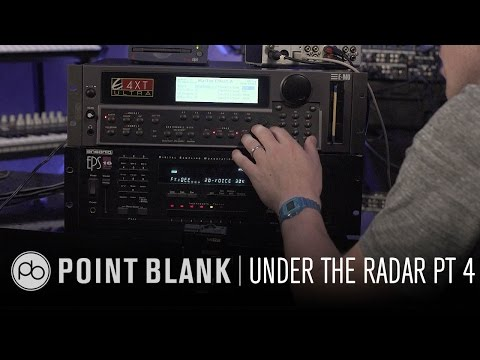 Under The Radar /w Sam Willis (R&S): Pt. 4 E-MU 4XT /Ensoniq EPS