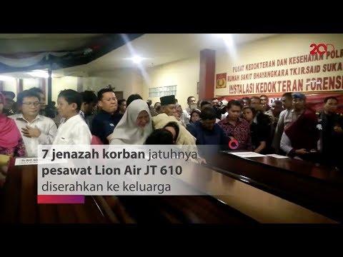 Penyerahan 7 Jenazah, Lion Air: Kami Minta Maaf Sebesar-besarnya Mp3