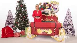 Santas Sleigh Photo Opportunity - Party Supplies - Shindigz Christmas Decorations