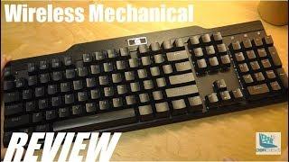 REVIEW: UtechSmart Mercury Wireless Mechanical Keyboard