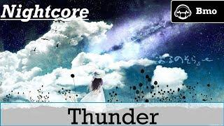 Nightcore - Thunder