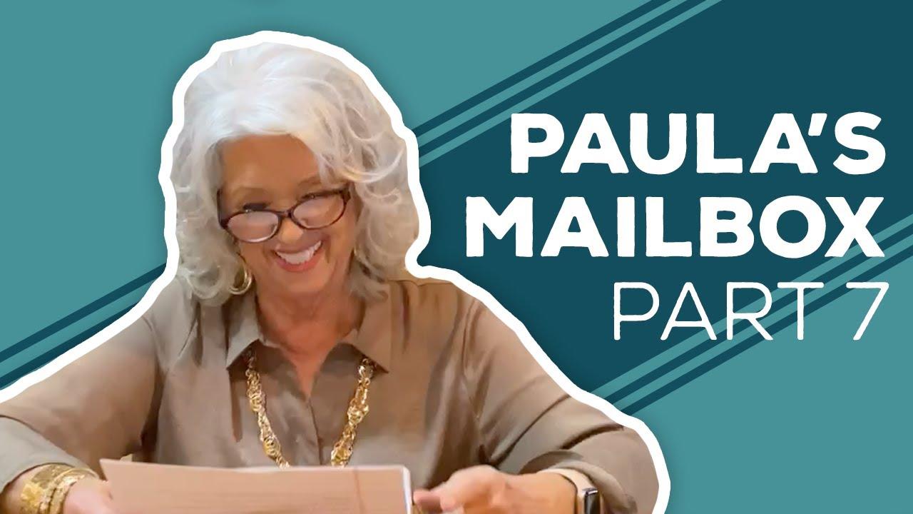 Quarantine Cooking: Paula Answers Fan Mail Part 7