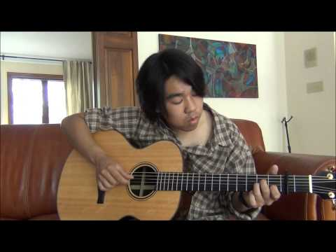 Clouds - Zach Sobiech - Guitar Fingerstyle Instrumental