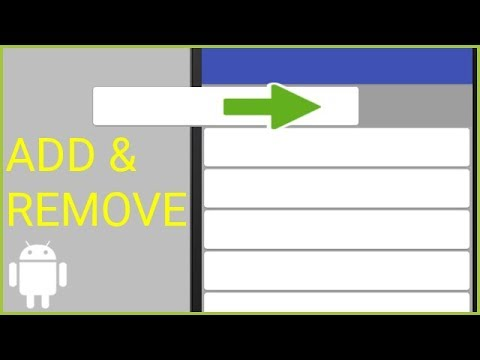 RecyclerView + CardView - Part 3 - INSERT & REMOVE ITEMS - Android Studio  Tutorial