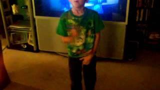 Justin Bieber-Baby Devon dancing