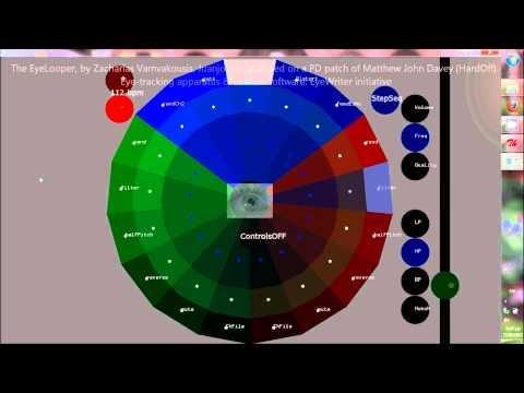 The EyeLooper: EyeCanDj a little bit...