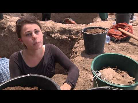 Excavating Biblical Philistine Gath International Project - BIU