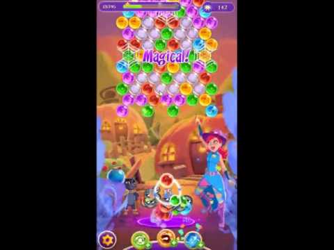 Bubble Witch Saga 3 Level 207 - NO BOOSTERS 🐈