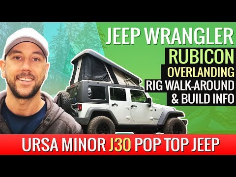 Overland Jeep Wrangler Walk Around Doovi