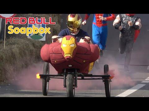 Best Of Red Bull SoapBox Race Croatia