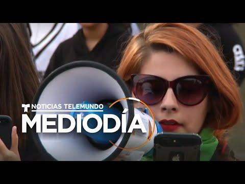 Noticias Telemundo Mediodía, 4 de diciembre 2019 | Noticias Telemundo