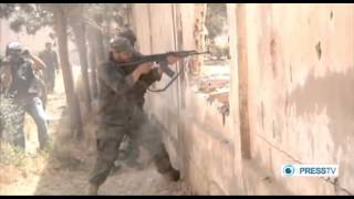 The Battle of Al Qusayr: Syria War Documentary