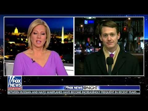 Fox News @ Night - Shannon Bream - January 15, 2018 - Archive