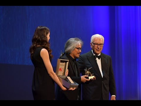 73rd Venice Film Festival - Awards Ceremony (highlights)