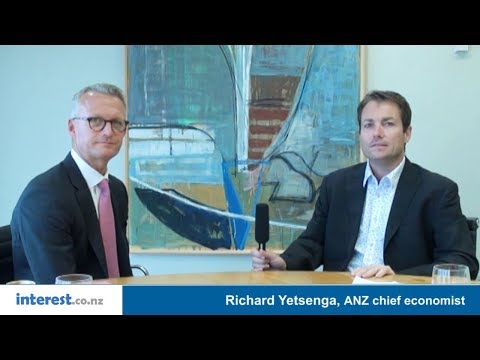 Double Shot Interview with Richard Yetsenga, ANZ chief economist - January 2018