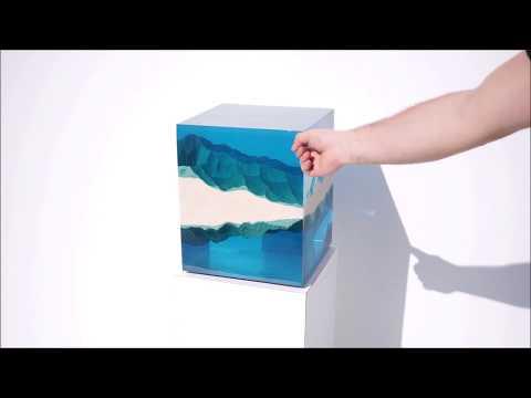 Mountains: Mirror - Eduard Locota - Sculpture Studio