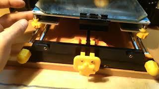 видео 3D-принтера для домашней эксплуатации
