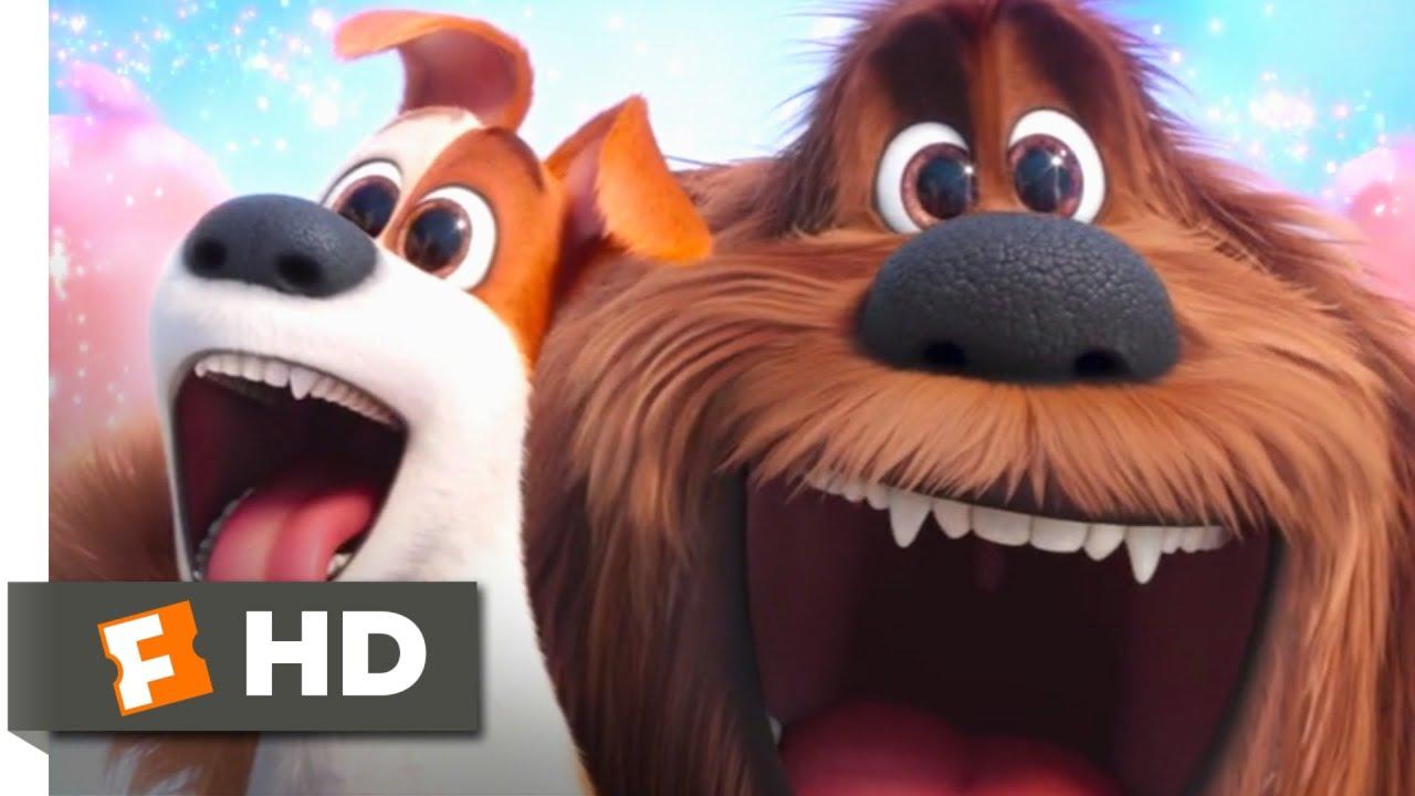 The Secret Life of Pets - Hot Dog Heaven Scene | Fandango Family