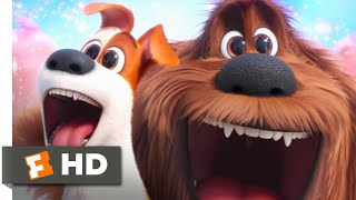 The Secret Life of Pets - Hot Dog Heaven Scene | Fandango Family