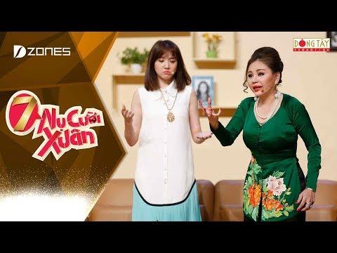 Lê Giang Dạy Hari Won Cách Làm Vợ Trường Giang   7 Nụ Cười Xuân   Tập 3: Phần 5