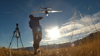 FPV - Skyhunter maiden flights and testing