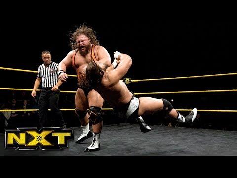 Heavy Machinery vs. Riddick Moss & Tino Sabbatelli: WWE NXT, Feb. 7, 2018