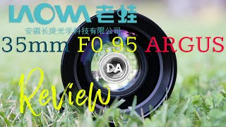 Laowa 35mm F0.95 Argus | Review