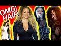 OMG Hair! Mariah Carey Wears Wigs!? Miley, Cher, Nicki Minaj & More! (Eps. 14)
