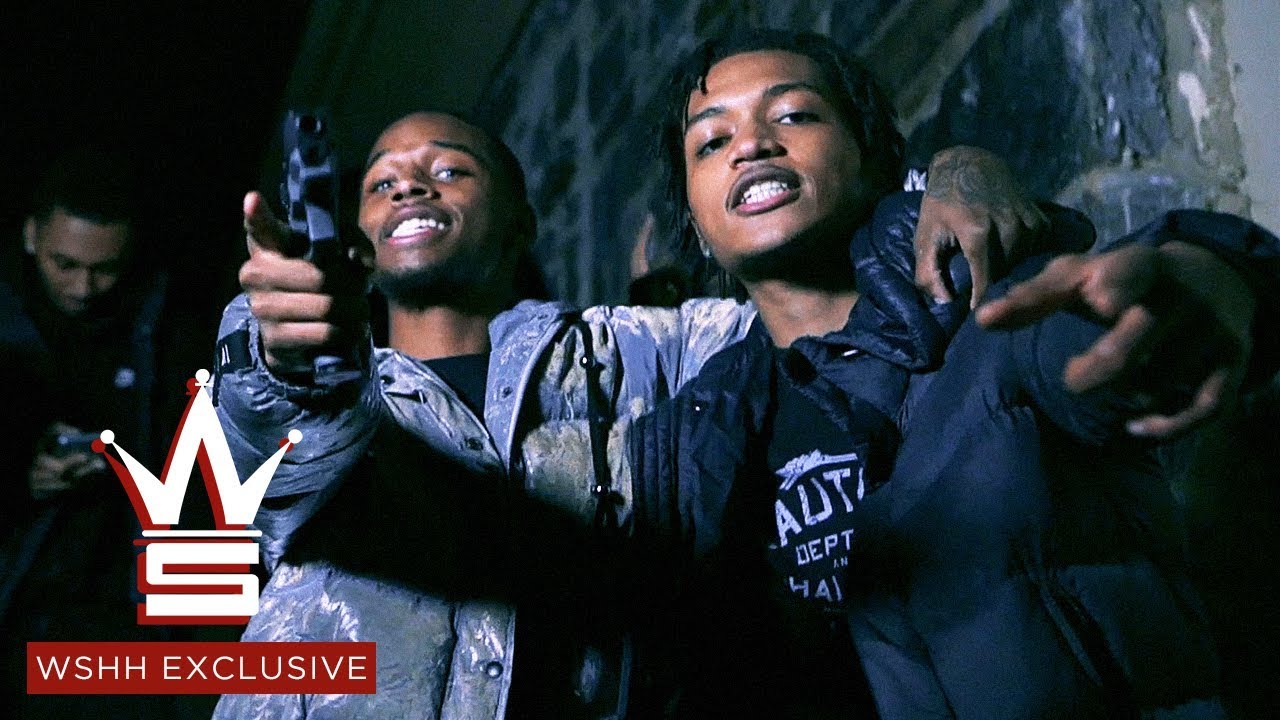 """Bigga Don - """"Traumatized"""" feat. Lil Muk (Official Music Video - WSHH Exclusive)"""