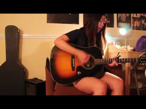 Airliner - Julia Sheer & Tyler Ward (Acoustic Cover by Allyson Ta)