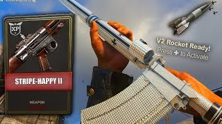 THE FG-42 is LIKE CHEATING! V2 ROCKET with THE BEST FG-42 CLASS SETUP in COD WW2!