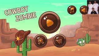 Cowboy Zombie - A Quick Look.