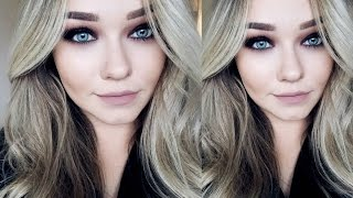 Chatty GRWM: Smokey Eyes and Perfect Brows #browbattle | Beauty.Life.Michelle