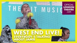 West End LIVE 2018: Everybody's Talking About Jamie