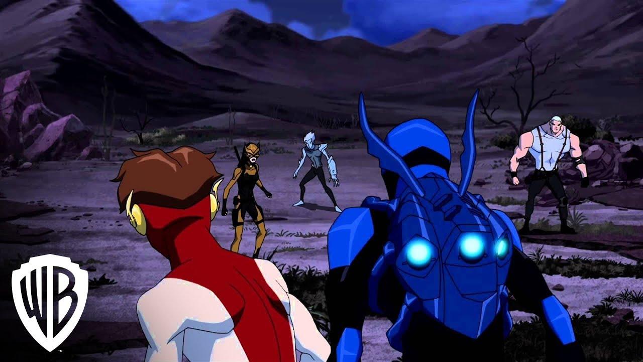 "Download Young Justice Invasion: Destiny Calling | ""Strategic Retreat"" S2 Part 2 | Warner Bros. Entertainment"