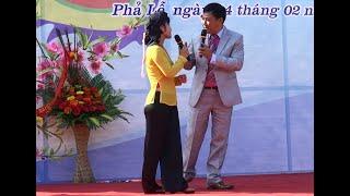 CHUNG MỘT DÒNG SÔNG ( Duy Phường - Thu Hòa ) HÁT ĐÚM THỦY NGUYÊN